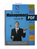 Business Communication Notes for Negotiations PDF