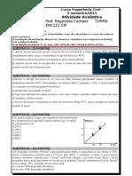 Atividade Avaliativa Estudos Dos Gases Enc121 Cm 0705