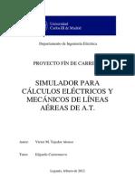 Memoria Simulador (Victor m. Tejedor Alonso)