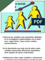Demografc3ada Social de La Salud