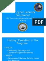 FBI Ci Domain