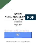 NMUN Booklet Upload