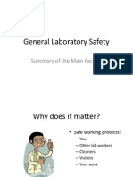 Lab Safety FZ1025
