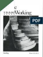 5 Fine woodWorking Winter 1976