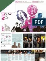 Wiltshire Music Centre Autumn Winter 2013 Concert brochure