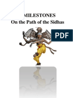 Milestone on the Path of the Sidhas