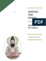 Seeking the Sidhas - Part 1 - Agathiyar