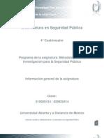 Unida 0. Informacion General de La Asignatura