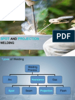 Welding (2)Spot and Projection Welding