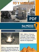 1. Conferencia Cemento y Mezclas Ferromateriales Pelaez