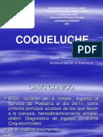 analisis coqueluche