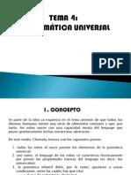 TEMA 4. LA GRAMATICA UNIVERSAL.pptx