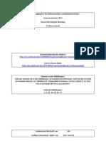 Experimentalphysik II - Vorlesungsskript