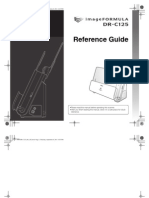 DR C125 Reference Guide