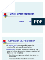 Review 2013 Regression