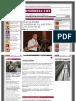 20-06-2013 Alcanza Redes Ciudadanas de José Elías Leal éxito total
