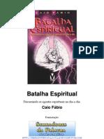 Batalha Espiritual - Caio Fabio