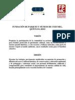 (4) FPMCQROO - Visión y Misión