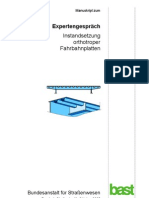 Orthotrope-Fahrbahnplatten