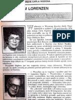 Coral i Jim Lorenzen - Wziecie Carla Higdona