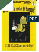 affiche doudouok