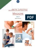 Diabetic Lifestyle Magazine (HOW TO AVOID HYPOGLYCEMIA DURING EXERCISE)