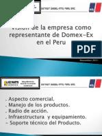 Wheel Motor PowerPoint Spanish
