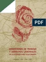 Condiciones de Trabajo y Derechos Laborales en La Floricutura Ecuatoriana