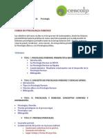 15. Curso Psicologia Forense