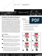 Scuderi Air Hybrid Fact Sheet