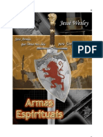 Sete Armas Que Deus Nos Deu Para Guerrearmos