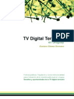 Tv Digital Terrestre en Uruguay