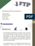 Apresentação FTP 3.0