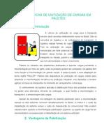 TÉCNICAS DE UNITIZAÇÃO DE CARGAS EM PALETES.doc