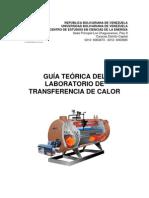05. Guia Teorica de Transferencia de Calor 2011-II