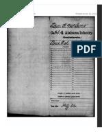 Major General Evander McIvor Law Civil War Files
