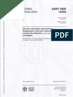 ABNT NBR 16068 - Veículos rodoviários automotores - Frenagem (ultima versao).pdf