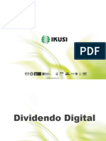 Presentación Dividendo Digital - influencias LTE IKUSI