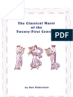 Don Robertson - The Classical Music of the 21st Century.pdf