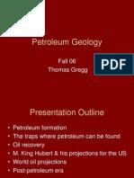 Petroleum Presentation