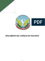 Reglamento Del Consejo de Vigilancia