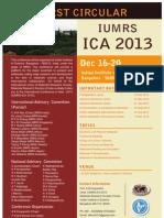 First Circular ICA