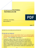 INCERCAREA MATERIALELOR-3