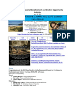 RI Science Professional Development and Student Opportunity Bulletin 6-21-13