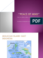 Peace Of Mind''