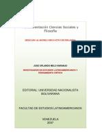 Fundamentos Ciencias Sociales y Filosofia