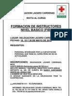 Convocatoria Fib 2012 Lzc