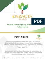 Enfermedades Autoinmunes - Dra. Marta Gomez
