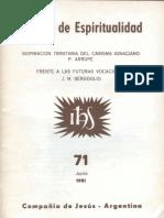 Bergoglio_1981_Futuras vocaciones