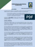 DeterminaciondeCloroResidualyCloroTotal